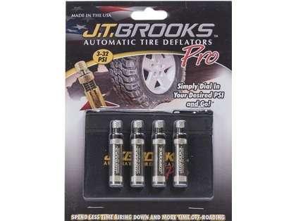 J.T. Brooks Automatic Tire Deflators Pro