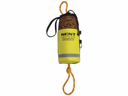 Kent Commercial Rescue Throw Bag - 75 ft.