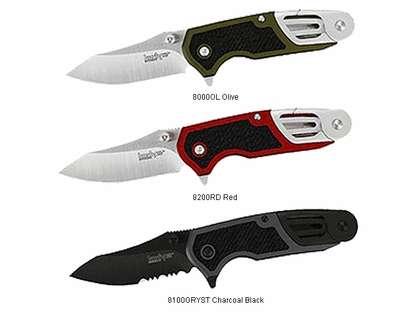 Kershaw Funxion Knives