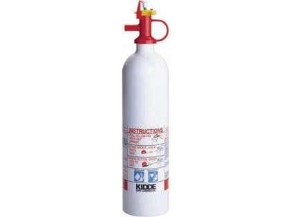 Kidde 466636 5BC Mariner Fire Extinguisher w/ Pin