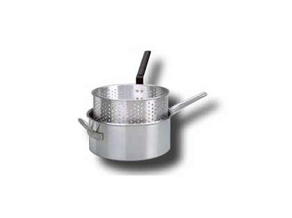 King Kooker Aluminum Deep Fryers