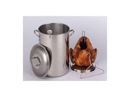 King Kooker 30PK Aluminum Turkey Pot
