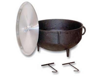 King Kooker 5940 Cast Iron Jambalaya Pot