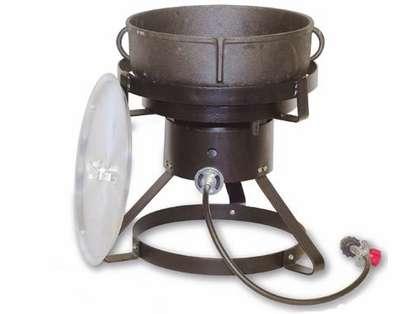 King Kooker Jambalaya Pot Cooker Packages