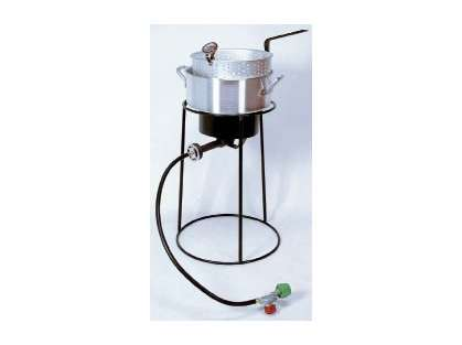 King Kooker Tall Fish Fryer Aluminum