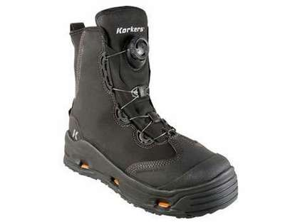 Korkers FB4110 Devils Canyon Boot with Kling-On and Felt Soles
