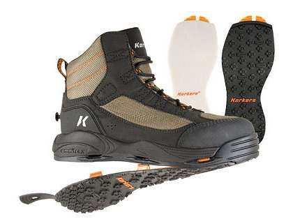 Korkers Greenback Fishing Wading Boots