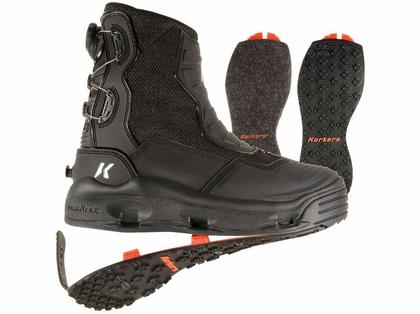 Korkers Hatchback Fishing Wading Boot
