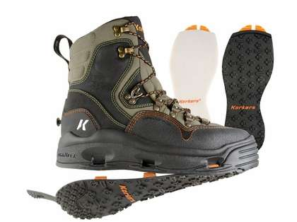 Korkers K-5 Bomber Wading Boots