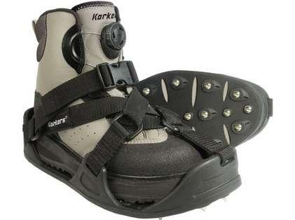 Korkers RockTrax and RockTrax Plus Fishing Overshoes