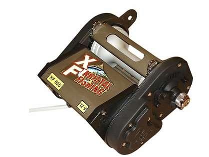 Kristal Fishing XF-655 Dredge Deep Drop Variable Speed Electric Reel