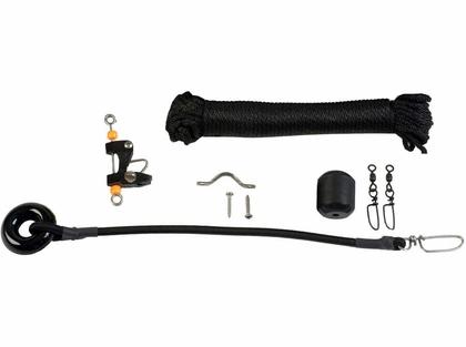 Lee's RK0322RK/CR Center Rigger Single Rig Kit - Release Clip Included