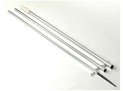 Lee's Tackle Center Rigger AO8718CR Standard Poles MKII