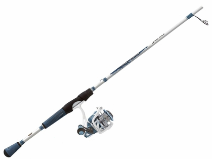 Lew's Mach Inshore Speed Spin Spinning Combo