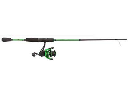 Lew's MS4070M-2 Mach Speed Spinning Combo