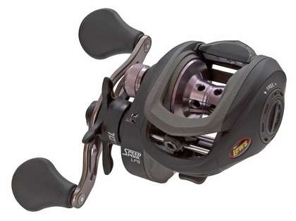 Lews SSG1HL Speed Spool LFS Left Hand Baitcasting Reel
