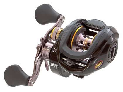 Lew's TS1SHMB Tournament MB LFS Series Baitcast Reel