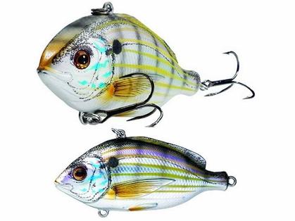 LIVETARGET PF65SK Pinfish Sinking Lure 901 Natural/Matte