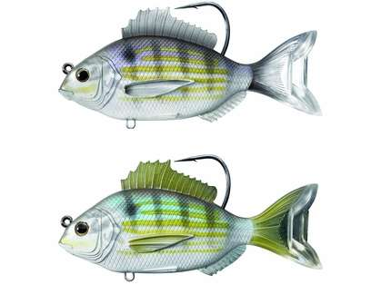 LIVETARGET Pinfish Swimbait Lures