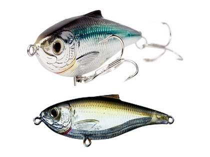 LIVETARGET Scaled Sardine Twitchbait Lures