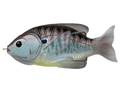 LiveTarget Sunfish Hollow Body Top Water Lures
