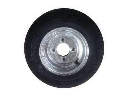 Load Star 30110 570-8 K353 Bias 8'' Tire/Wheel Assembly