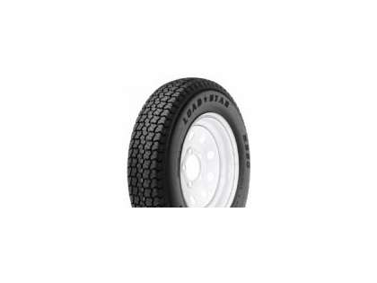 Load Star 31160ST ST175/80D-13 13'' Tire/Wheel Assembly