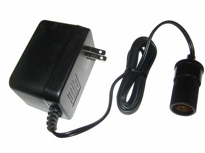 Lowrance 000-0099-44 AC to Female Cigarette Lighter Socket f/ 120V
