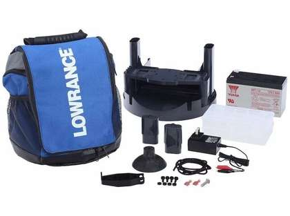 Lowrance 000-11061-001 Universal Portable Power Pack