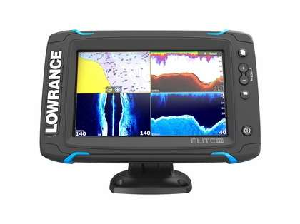 Lowrance 000-12419-001 Elite-7 Ti Touch Combo w/ TotalScan Transducer