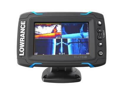 Lowrance 000-12421-001 Elite-5 Ti Touch Combo w/ HDI Transducer