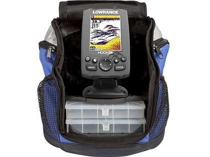 Lowrance 000-12638-001 HOOK-3x Fishfinder All Season Pack w/ Transducer