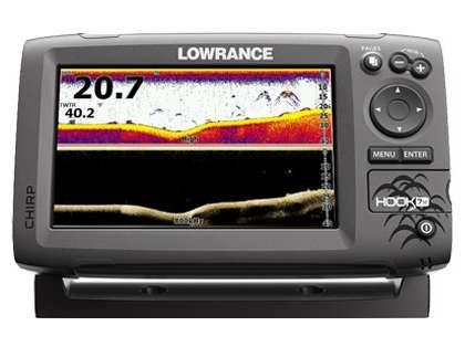 Lowrance 000-12660-001 HOOK-7x Fishfinder w/ HDI Transducer