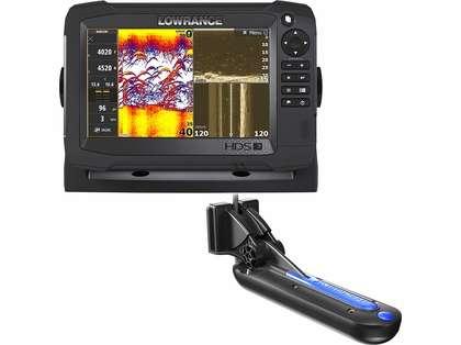 Lowrance 000-13677-001 HDS-7 Carbon MFD Bundle