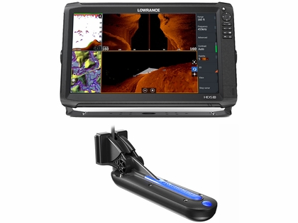 Lowrance 000-13735-001 HDS-16 Carbon MFD w/ TotalScan