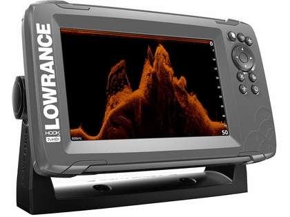 Lowrance HOOK2-7x 7in GPS Fishfinder w/ Track Plotter & TripleShot