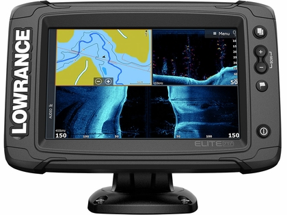 Lowrance Elite-7 Ti2 Fishfinder/Chartplotter Combos