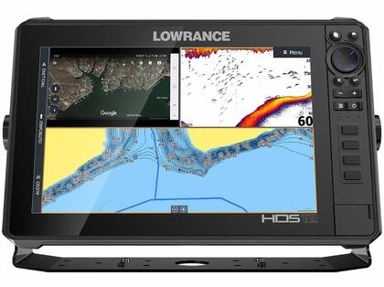 Lowrance HDS-12 LIVE Fishfinders