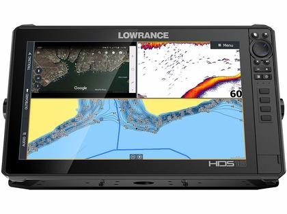 Lowrance HDS-16 LIVE Fishfinders