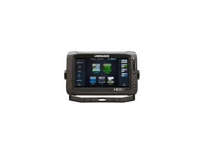 Lowrance HDS-9 Gen2 Touch Insight w/ 83/200 and LSS-2 Transducer