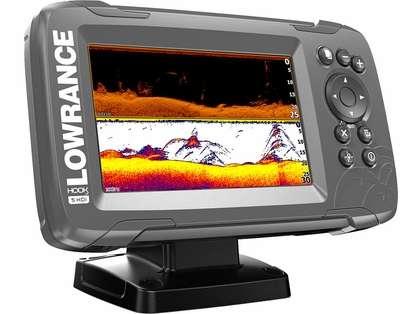 Lowrance HOOK2 Fishfinders w/ SplitShot 2-in-1 Sonar