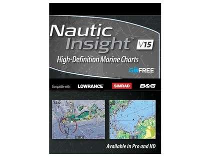 Lowrance Nautic Insight High-Definition Marine Charts