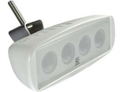 Lumitec 101040 Caprera LED Cockpit Flood Light - White Housing