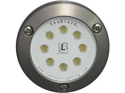 Lumitec 101057 SeaBlaze3 Underwater Light - Green