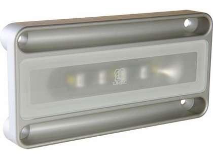 Lumitec 101147 Nevis2 Engine Room & Utility Light - White/Blue