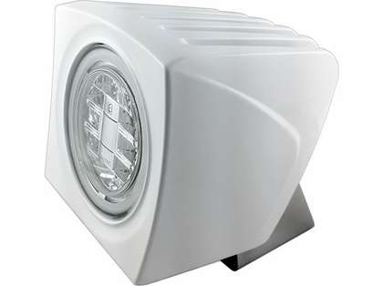 Lumitec 101252 Cayman Spot/Flood Light - White Housing - White & Red