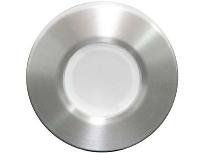 Lumitec 112509 Orbit Down Light - Brushed Finish - Warm White
