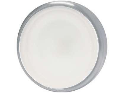 Lumitec 112801 Halo Down Light - Brushed Housing - Blue + Dimm White