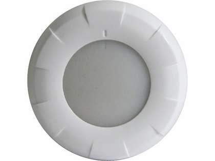 Lumitec 41056 Aurora LED Dome Light - White Finish - White/Blue