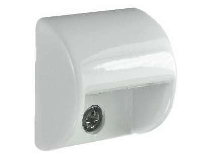Lumitec Andros Courtesy Light - White Powder Housing - Warm White